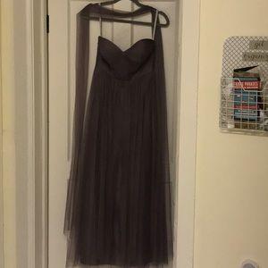 Jenny Yoo Annabelle dress in lavender